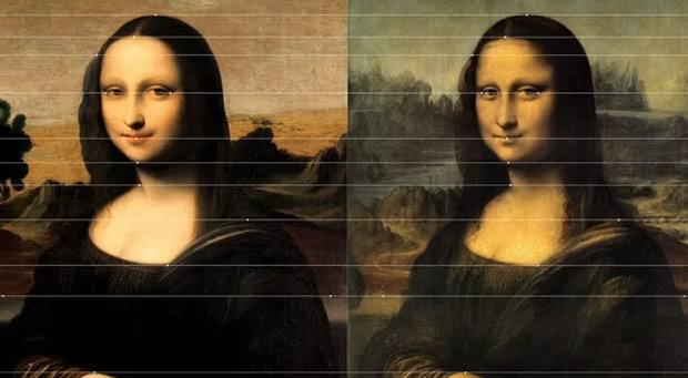 Une Joconde plus jeune, peinte par De Vinci, dévoilée en Suisse jocondejeunepasjeunepoints
