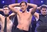Lien permanent vers Joseph Gordon-Levitt parodie Magic Mike pour le SNL