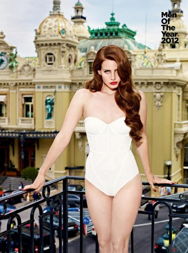 lana del rey gq02 Lana Del Rey nest pas partie : elle pose nue pour GQ