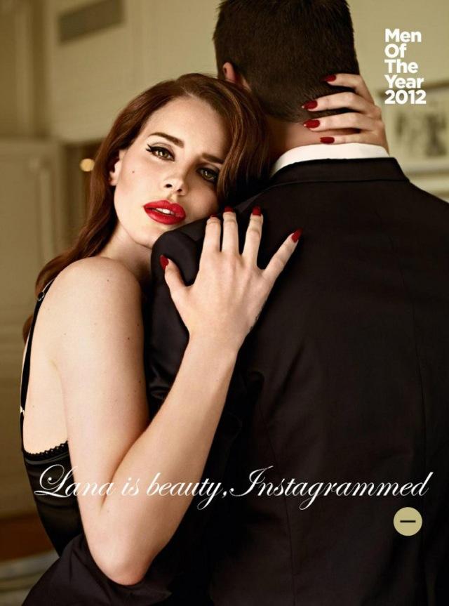 lana del rey gq04 Lana Del Rey nest pas partie : elle pose nue pour GQ