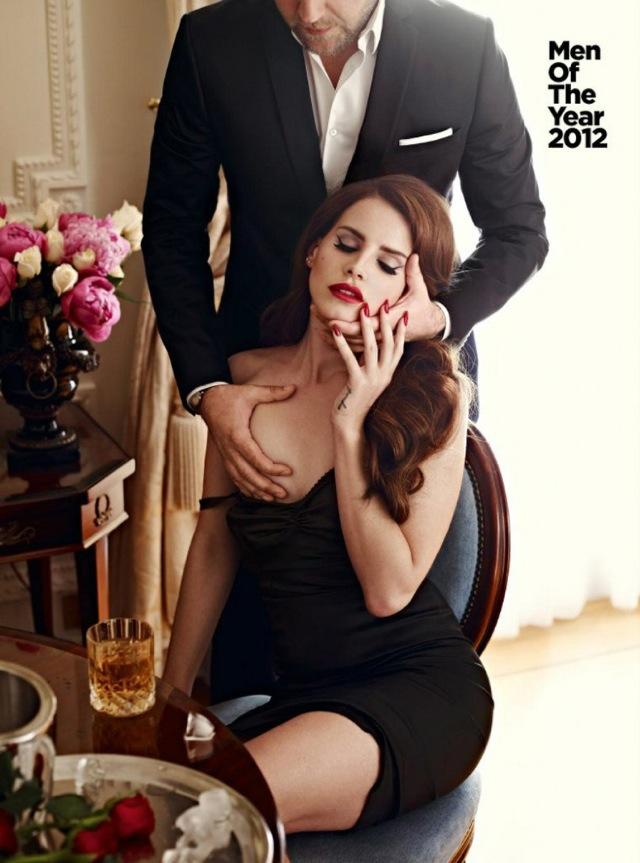 lana del rey gq06 Lana Del Rey nest pas partie : elle pose nue pour GQ