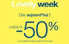 Lovely Week Etam : Notre sélection de soutiens-gorges