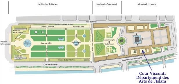 planlouvre Le département des Arts de lIslam ouvre au Louvre