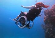 Lien permanent vers De la plongée sous-marine en fauteuil roulant autopropulsé