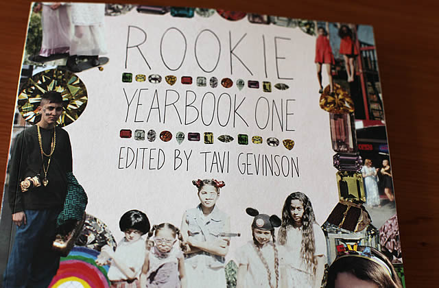 Rookie Yearbook One : un an de Rookiemag sur papier