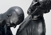 Lien permanent vers Une sculpture du coup de boule de Zidane à Beaubourg