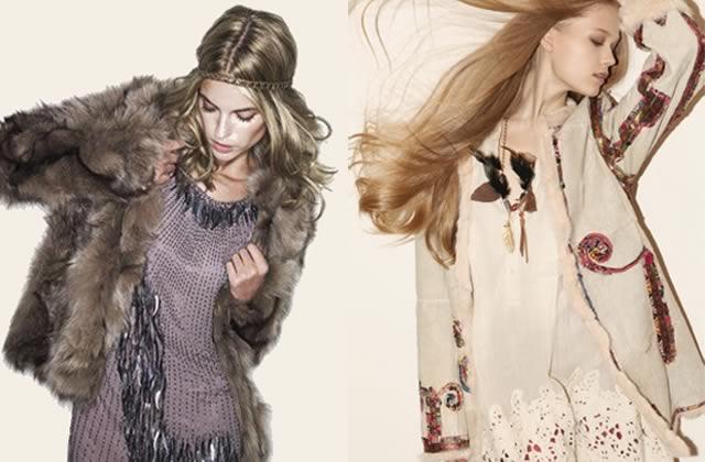 Le style ethnique Grand Nord – Tendances mode automne-hiver 2012/2013