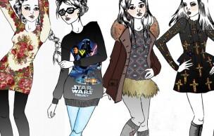 Lien permanent vers Les tendances Mode automne-hiver 2012-2013