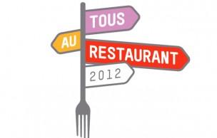 Lien permanent vers Tous au restaurant 2012 : 1 menu acheté = 1 menu offert