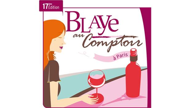 Blaye au Comptoir 20121 Dégustez gratuitement un verre de Blaye Côtes de Bordeaux !