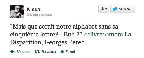 Capture d'écran 2012 10 11 à 17.21.53 #1livre10mots : le hashtag qui résume la littérature