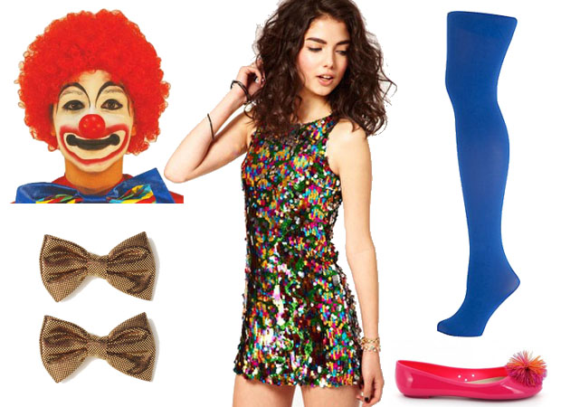 Get the Look   Méchants de film dhorreur Clown2