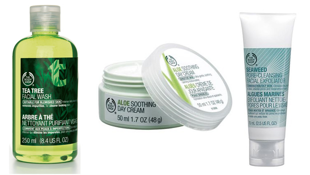 Creme Visage Body Shop Ventes privées The Body Shop : cest parti !