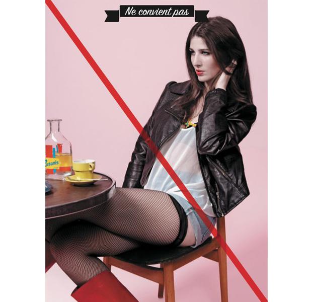 Dress Code   Le Bon Vêtement au bon moment, de M. Donzel et G. de Margerie  Dresscode1