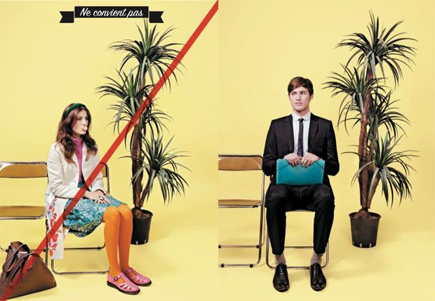 Dress Code   Le Bon Vêtement au bon moment, de M. Donzel et G. de Margerie  Dresscode4