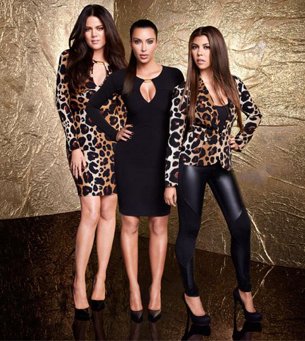 Les Soeurs Kardashian Sortent Une Ligne De Pr T Porter