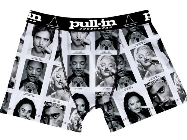 PullIn Pull In et Eleven Paris mettent Robert Pattinson sur ton slip