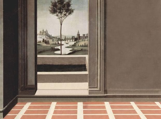 Les tableaux de la Renaissance sans leurs personnages annonciation