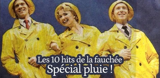 Les 10 hits de la fauchée #30 – Singin'in the rain