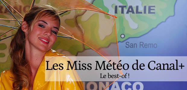 Le meilleur des Miss Météo de Canal +
