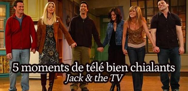 5 moments de télé bien chialants – Jack & the TV