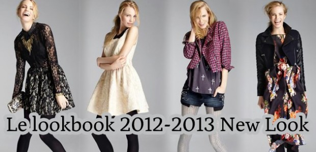 New Look : la collection automne/hiver 2012-2013