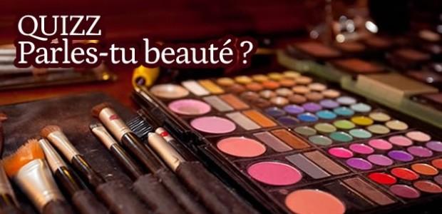 Quizz – Parles-tu beauté ?
