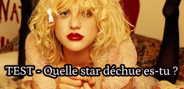 Test – Quelle star déchue es-tu ?