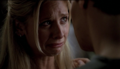 The Cry Face   Le Tumblr de la Semaine buffy