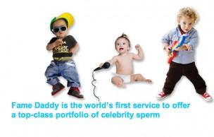 Lien permanent vers Fame Daddy : la banque de sperme des célébrités