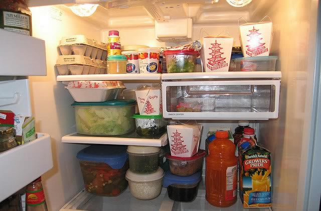 Dans le frigo de… Candy Porno