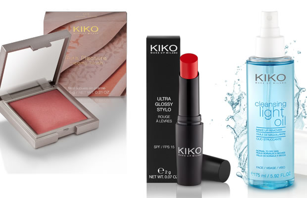 kikopromo  20% chez Kiko jusque ce soir minuit !