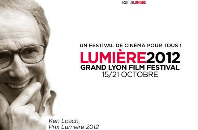 Le Festival de cinéma Lumière 2012 à Lyon