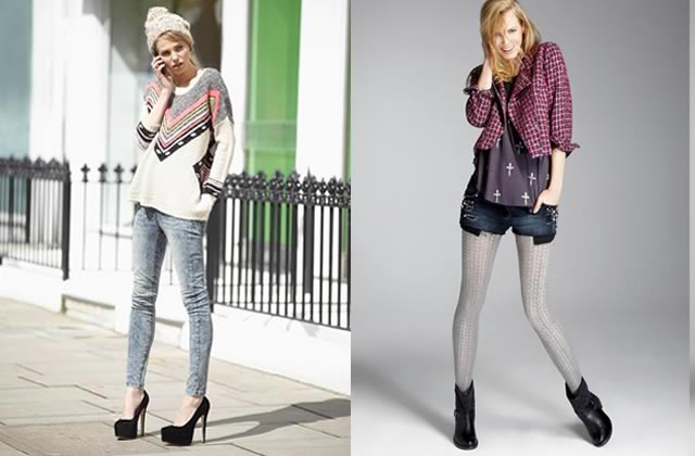 New Look : la collection automne/hiver 2012-2013