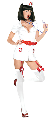 Fuck No Sexist Halloween Costumes   Le Tumblr de la Semaine nurse
