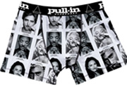 Pull In et Eleven Paris mettent Robert Pattinson sur ton slip