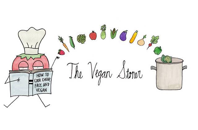 The Vegan Stoner, le blog magique qui fait aimer les légumes