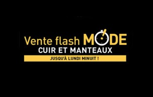 Lien permanent vers La Redoute : vente flash sur les manteaux et vestes de mi-saison !