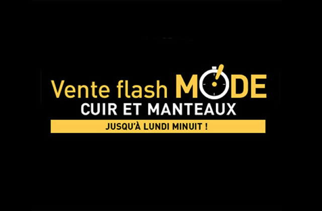 La Redoute : vente flash sur les manteaux et vestes de mi-saison !