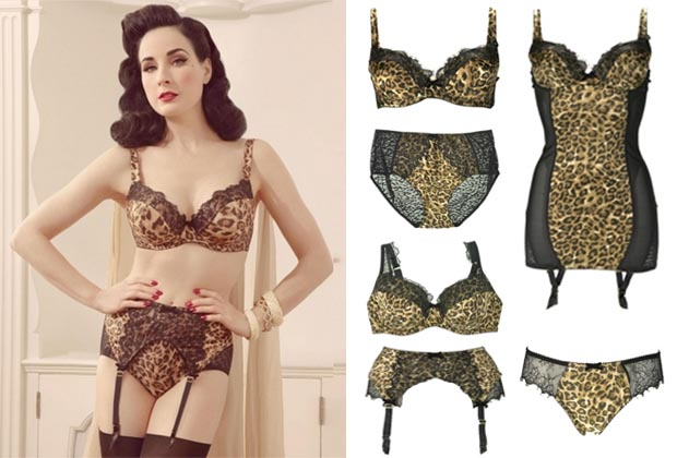 Von Follies by Dita Von Teese : la collection est disponible !  Dita1