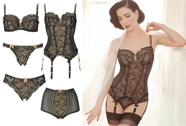 Dita5 Von Follies by Dita Von Teese : la collection est disponible !