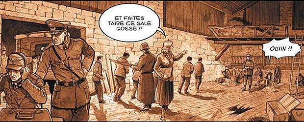batchalo2 Batchalo, une BD sur le génocide tzigane pendant la 2nde Guerre Mondiale