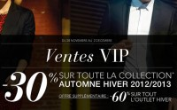 Les ventes VIP de Best Mountain
