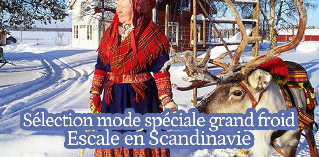 Sélection spéciale grand froid : Escale en Scandinavie