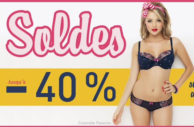 Bon plan lingerie – Les soldes Body and Co