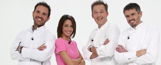 concourspatisseriefrance2 France 2 et M6 se lancent dans les concours de pâtisseries