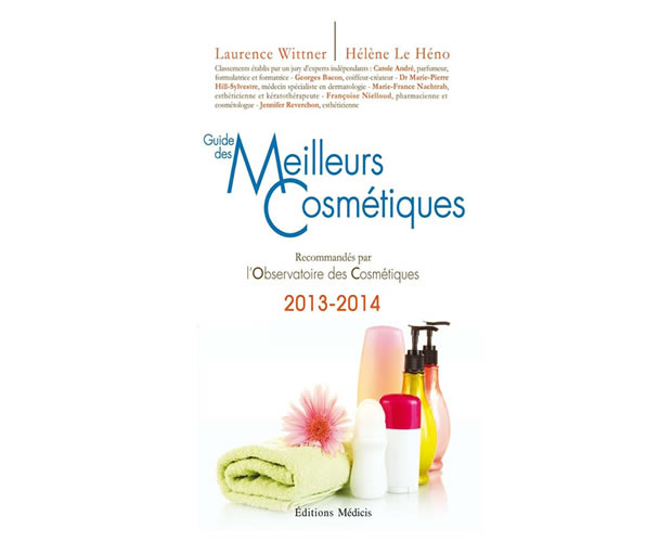 cosmeti Le guide des meilleurs cosmétiques 2013/2014 est arrivé