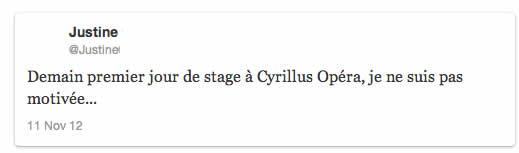 cyrillus fail La stagiaire qui se faisait reprendre sur Twitter