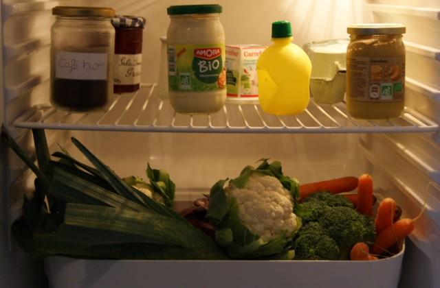 Dans le frigo de… Yelena !
