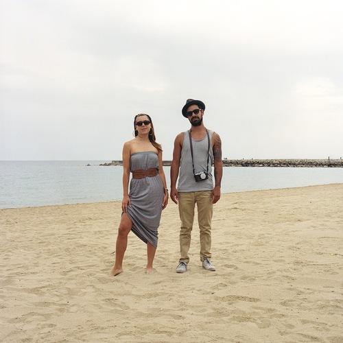 ginaclaudio Photos : quand les couples échangent leurs vêtements